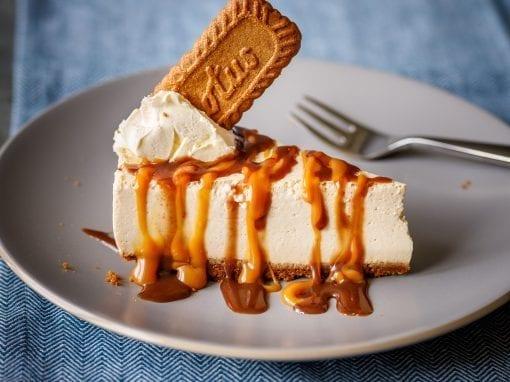 Arctic Coffee Cheesecake