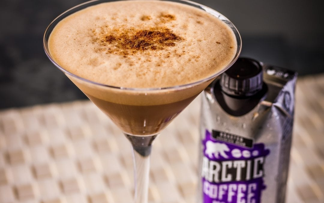 Arctic Iced Coffee Serving Suggestions