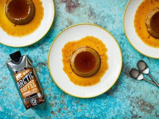 Crème Caramel Latte
