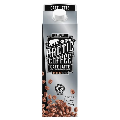 Arctic Coffee Café Latte 1 Litre