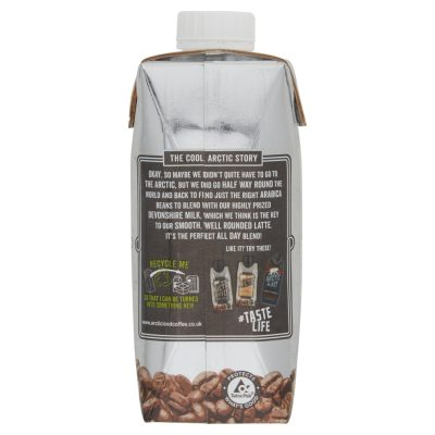 Arctic Coffee Mocha 330ml