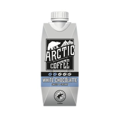 Arctic Coffee White Chocolate 330ml