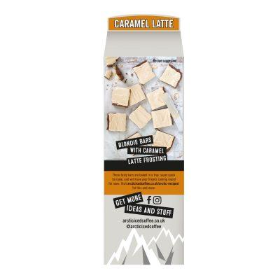 Arctic Coffee Caramel Latte 1 Litre